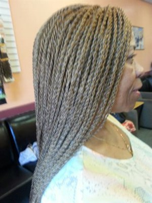 Senegalese Twist Photo